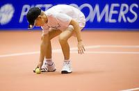 14-12-08, Rotterdam, Reaal Tennis Masters, Ballenjongen