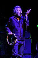 DEC 08 Robert Plant performing at the Royal Albert Hall