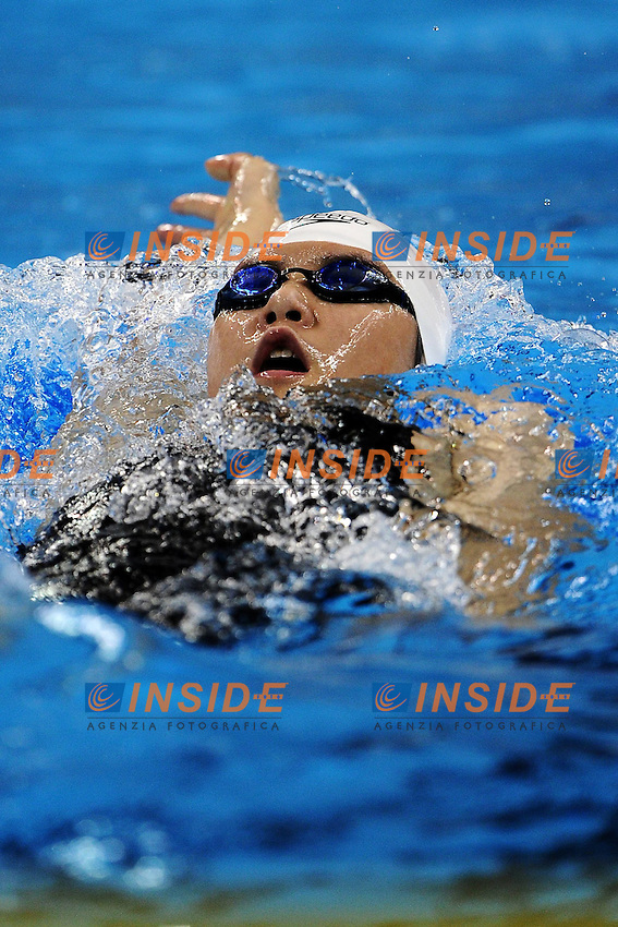 Shiwen YE China.Women's 200m Individual Medley - Swimming / Nuoto.Shanghai 24/7/2011 .14th FINA World Championships.Foto Andrea Staccioli Insidefoto