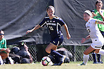 23 October 2016: Notre Dame's Shannon Hendricks. The Wake Forest University Demon Deacons hosted the University of Notre Dame Fighting Irish at Spry Stadium in Winston-Salem, North Carolina in a 2016 NCAA Division I Women's Soccer match. Notre Dame won the game 1-0.