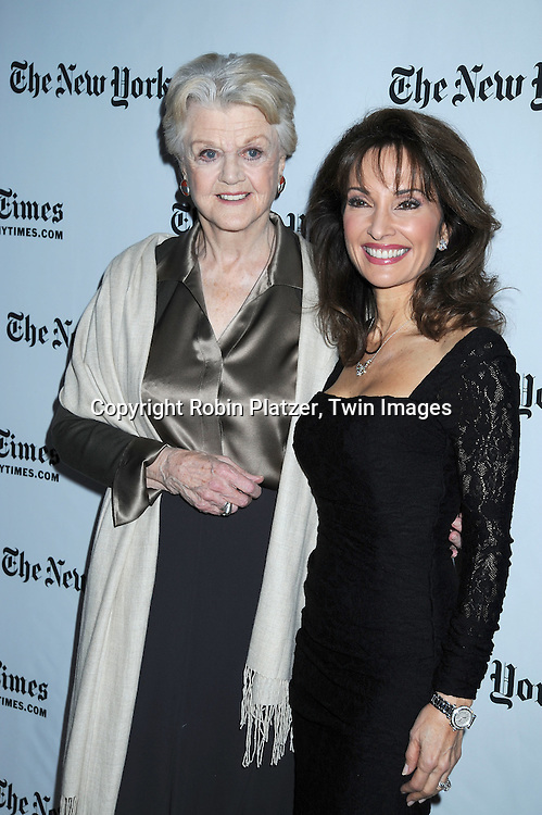 Angela Lansbury and Susan Lucci