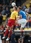 Jon Daly and Ciaran Donnelly