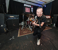 Mugen Hoso performs at Creepy Fest 2013 at Siberia