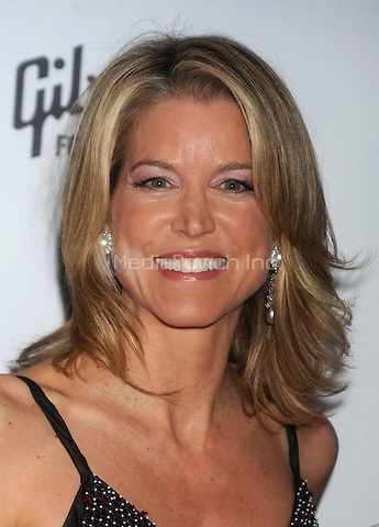Paula Zahn attends the 2009 Rainforest Alliance Gala at the American Museum of Natural History in New York City. May 6, 2009. Credit: Dennis Van Tine/MediaPunch