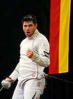 01.-02.06.2013 Deutsche Meisterschaft Degen @ Leipzig