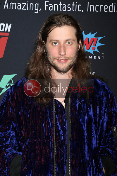 "Ludwig Goransson<br /> at ""Excelsior! A Celebration of the Amazing, Fantastic, Incredible & Uncanny Life of Stan Lee,"" TCL Chinese Theater, Hollywood, CA 01-30-19<br /> David Edwards/DailyCeleb.com 818-249-4998"