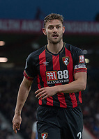 Bournemouth's Simon Francis <br /> <br /> Photographer David Horton/CameraSport<br /> <br /> The Premier League - Bournemouth v Brighton and Hove Albion - Saturday 22nd December 2018 - Vitality Stadium - Bournemouth<br /> <br /> World Copyright © 2018 CameraSport. All rights reserved. 43 Linden Ave. Countesthorpe. Leicester. England. LE8 5PG - Tel: +44 (0) 116 277 4147 - admin@camerasport.com - www.camerasport.com