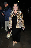 LONDON, ENGLAND - NOVEMBER 27: Arlene Phillips at the Royal Osteoporosis Gala Dinner, Banqueting House, Whitehall on Wednesday 27 November 2019 in London, England, UK. <br /> CAP/CAN<br /> ©CAN/Capital Pictures