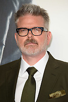 "director, Christopher McQuarrie<br /> arriving for the ""Mission: Impossible Fallout"" premiere at the BFI IMAX South Bank, London<br /> <br /> ©Ash Knotek  D3414  13/07/2018"