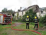 House Fire Kilsaran