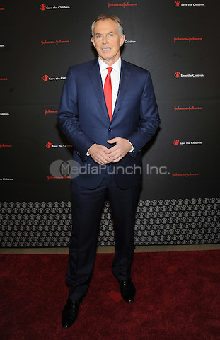 New York, NY-  November 19:  Honoree Tony Blair attends the 2nd Annual Save The Children Illumination Gala presented by Johnson & Johnson on November 19, 2014 at the Plaza Hotel in New York City. Credit: John Palmer/MediaPunch
