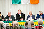 pictured at the Kerry County Board GAA Convention at The Rose Hotel, Tralee on Monday night last.