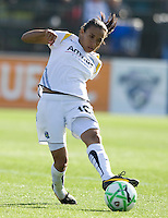 24 May 2009: Marta of the Los Angeles Sol in action during the game against FC Gold Pride at Buck Shaw Stadium in Santa Clara, California.  Los Angeles Sol defeated FC Gold Pride, 2-0.
