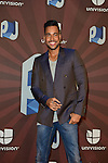 MIAMI, FL - JULY 17: Romeo Santos poses in the press room at Premios Juventud 2014 Awards at BankUnited Center on July 17, 2014 in Miami, Florida. (Photo by Johnny Louis/jlnphotography.com)