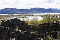 Nationalpark Þingvellir, Þingvellir, Pingvellir, Thingvellir, Þingvellir-Nationalpark, Pingvellir-Nationalpark. Þingvellir National Park, Iceland