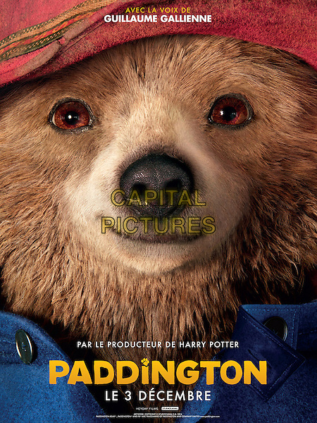 FRENCH POSTER ART<br /> in Paddington (2014) <br /> *Filmstill - Editorial Use Only*<br /> CAP/NFS<br /> Image supplied by Capital Pictures