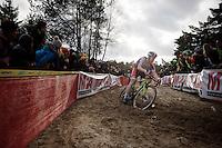 Laurens Sweeck (BEL/ERA-Murprotec)<br /> <br /> 2016 Belgian National CX Championships