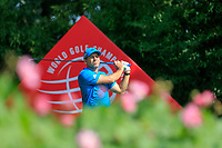 Sergio Garcia (ESP) on the 2nd tee during the 2nd round of the WGC HSBC Champions, Sheshan Golf Club, Shanghai, China. 01/11/2019.<br /> Picture Fran Caffrey / Golffile.ie<br /> <br /> All photo usage must carry mandatory copyright credit (© Golffile   Fran Caffrey)