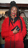 Bridgette Amofah at the Oslo Gala Night at the Harold Pinter Theatre, Panton Street, London on October 11th 2017<br /> CAP/ROS<br /> &copy; Steve Ross/Capital Pictures