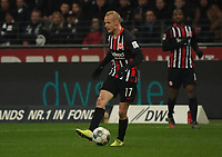 Sebastian Rode (Eintracht Frankfurt) - 18.12.2019: Eintracht Frankfurt vs. 1. FC Koeln, Commerzbank Arena, 16. Spieltag<br /> DISCLAIMER: DFL regulations prohibit any use of photographs as image sequences and/or quasi-video.