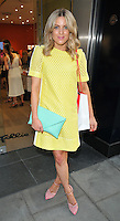 Olivia Cox at the Folli Follie x HELLO! Magazine party, Folli Follie, Park House, Oxford Street, London, England, UK, on Thursday 25 August 2016.<br /> CAP/CAN<br /> &copy;CAN/Capital/MediaPunch  **USA and South America Only**