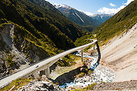 West Coast - Arthur's Pass, Otira Photos