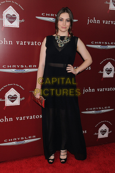 13 April 2014 - West Hollywood, California - Sophie Simmons. John Varvatos' 9th Annual Stuart House Benefit held at John Varvatos Boutique. <br /> CAP/ADM/BP<br /> &copy;Byron Purvis/AdMedia/Capital Pictures