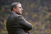 FUSSBALL   1. BUNDESLIGA   SAISON 2011/2012   26. SPIELTAG Borussia Dortmund - SV Werder Bremen               17.03.2012 Manager Klaus Allofs (SV Werder Bremen)