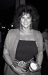 Lainie Kazan attends ICAN Fundraiser Dinner on September 19, 1986 at the Beverly Hilton Hotel in Beverly Hills, California.