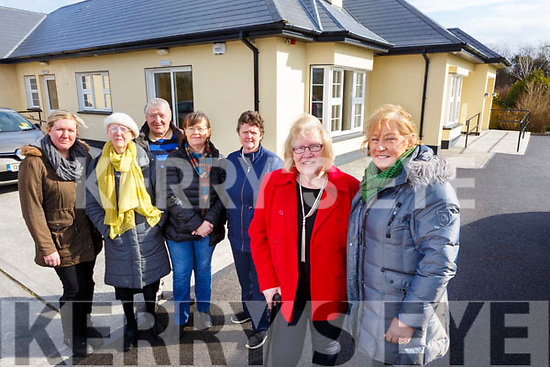 Kilmorna House, Listowel - Respite house will be opening full-time for adults with disabilities Front l-r, Ann Kelly and Kay Sayers.<br /> In the back, l-r, Sarah Kelly, Kitty and Michael Windle, Nodie O&rsquo;Brien and Evelyn Houlihan.
