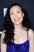"""LOS ANGELES - SEP 23:  Angela Kang at the """"The Walking Dead"""" Season 10 Premiere Event at the TCL Chinese Theater on September 23, 2019 in Los Angeles, CA"""