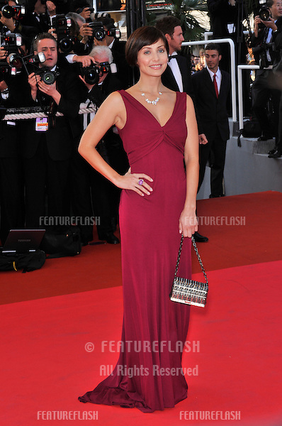 "Natalie Imbruglia at the gala premiere for ""Kung Fu Panda"" at the 61st Annual International Film Festival de Cannes..May 15, 2008  Cannes, France..Picture: Paul Smith / Featureflash"
