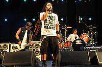 RIO DE JANEIRO, RJ, 16 MARÇO 2013 - RIO VERÃO FESTIVAL 2013 - A banda O Rappa durante a segunda edição do Rio Verão Festival 2013 na Praça da Apoteose no Rio de Janeiro, neste sábado, 16. (FOTO: SANDRO VOX / BRAZIL PHOTO PRESS).