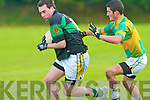 Churchill's Conor Daly and Knocknagoshal's Bartley Rahilly.