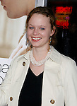 "WESTWOOD, CA. - December 15: Actress Thora Birch arrives at the Los Angeles premiere of ""Revolutionary Road"" held at the Mann Village Theater on December 15, 2008 in Westwood, California."