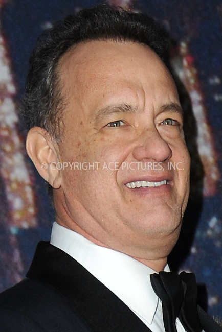 WWW.ACEPIXS.COM<br /> February 15, 2015 New York City<br /> <br /> Tom Hanks walking the red carpet at the SNL 40th Anniversary Special at 30 Rockefeller Plaza on February 15, 2015 in New York City.<br /> <br /> Please byline: Kristin Callahan/AcePictures<br /> <br /> ACEPIXS.COM<br /> <br /> Tel: (646) 769 0430<br /> e-mail: info@acepixs.com<br /> web: http://www.acepixs.com