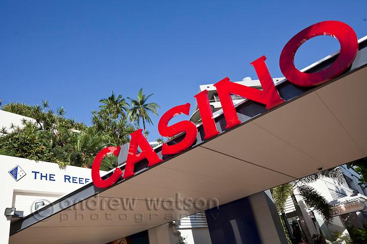 The Reef Hotel Casino. Cairns, Queensland, Australia