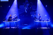 Sep 25, 2015: DISCLOSURE - Apple Music Festival - Roundhouse London