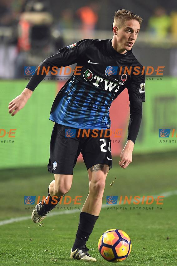 Andrea Conti <br /> Bergamo 18-02-2017 Stadio Atleti Azzurri d'Italia Football Calcio Serie A  Atalanta - Crotone foto Daniele Buffa/Image Sport/Insidefoto
