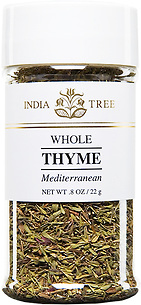 30712 Thyme, Small Jar 0.8 oz, India Tree Storefront