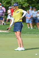 So Yeon Ryu (KOR) barely misses her birdie putt on 1 during round 4 of the 2018 KPMG Women's PGA Championship, Kemper Lakes Golf Club, at Kildeer, Illinois, USA. 7/1/2018.<br /> Picture: Golffile | Ken Murray<br /> <br /> All photo usage must carry mandatory copyright credit (&copy; Golffile | Ken Murray)