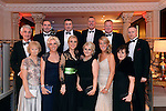 Pictured at the IHF Ball in the Muckross Park Hotel at the weekend were from left, Paul and Betty Garnett, Ger and Kate Moroney, Eamonn and Deirdre O'Callaghan, Kieran and Ann Mangan, John and Catriona White, Declan and Elma Walsh all from Killarney.<br /> Photo: Don MacMonagle<br /> <br /> Repro free photo