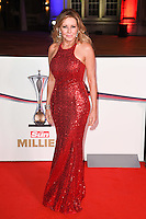 Carol Vorderman<br /> at the Millies 2016, Guildhall, London.<br /> <br /> <br /> &copy;Ash Knotek  D3212  14/12/2016
