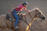 Montrose Barrel Racing August 1, 2014