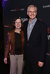 "Susan Winokur Leach and Paul J. Leach attends the Opening Night After Party for the Ensemble for the Romantic Century production of ""Tchaikovsky: None But the Lonely Heart"" Off-Broadway Opening Night  at West Bank Cafe on May 31, 2018 in New York City."