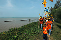 Puja Pantai thanksgiving ritual at Pulau Carey outside Kuala Lumpur