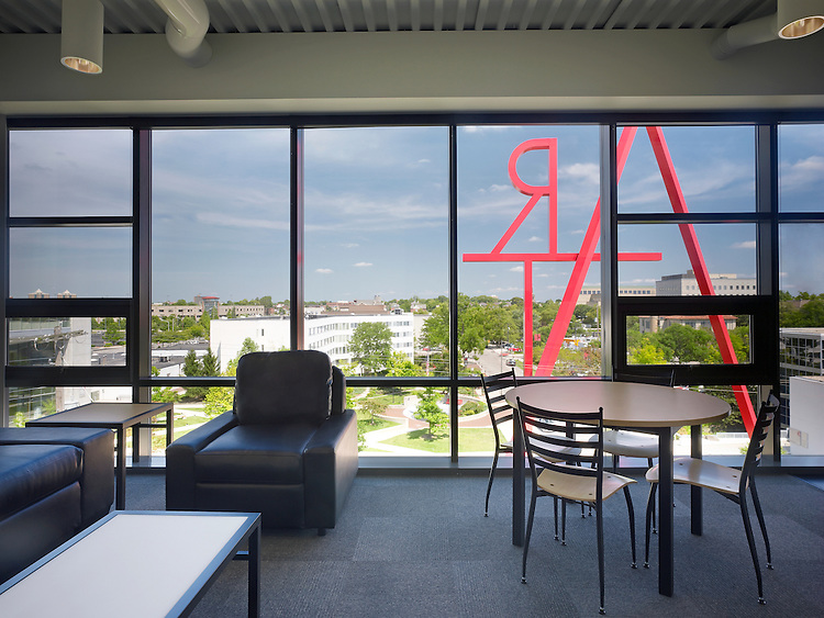 Design Square Apartments | Columbus College of Art & Design | Acock Associates Architects