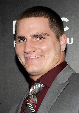 New York, NY- October 9:  Tommy Bohanon attends the  'Kill the Messenger' New York Premiere at the Museum of Modern Art on October 9, 2014 in New York City. Credit: John Palmer/MediaPunch