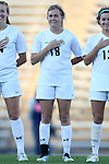 16 November 2012: Baylor's Selby Polley. The Baylor University Bears played the Georgetown University Hoyas at Fetzer Field in Chapel Hill, North Carolina in a 2012 NCAA Division I Women's Soccer Tournament Second Round game. Baylor won the game 2-1 in overtime.