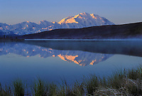 Sunrise, Mt. Denali, Wonder Lake, Denali National Park, Alaska